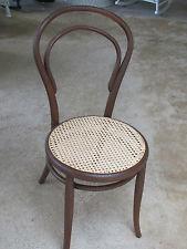 item 2 Vintage Bent Wood Ice Cream Parlor Chair -Vintage Bent Wood Ice  Cream Parlor Chair