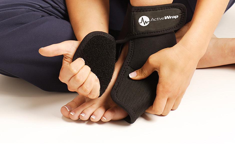 Ankle & Foot Packs/Wraps (Ice