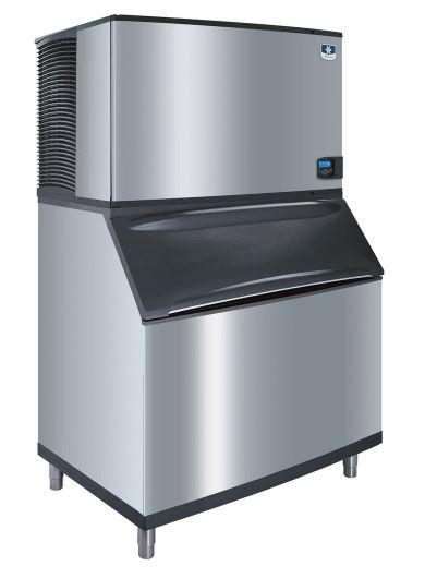 Manitowoc IYT1900A/D970 - Indigo Cube Ice Machine with Bin, Air Cooled