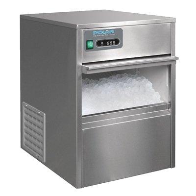 Polar Mains-Fill Bullet Ice Maker - Max output 20kg/24hr