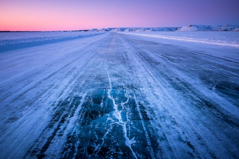 Northwest Territories Inuvik to Tuktoyaktuk Ice Road, Matt Jacques|DeSmog  Canada