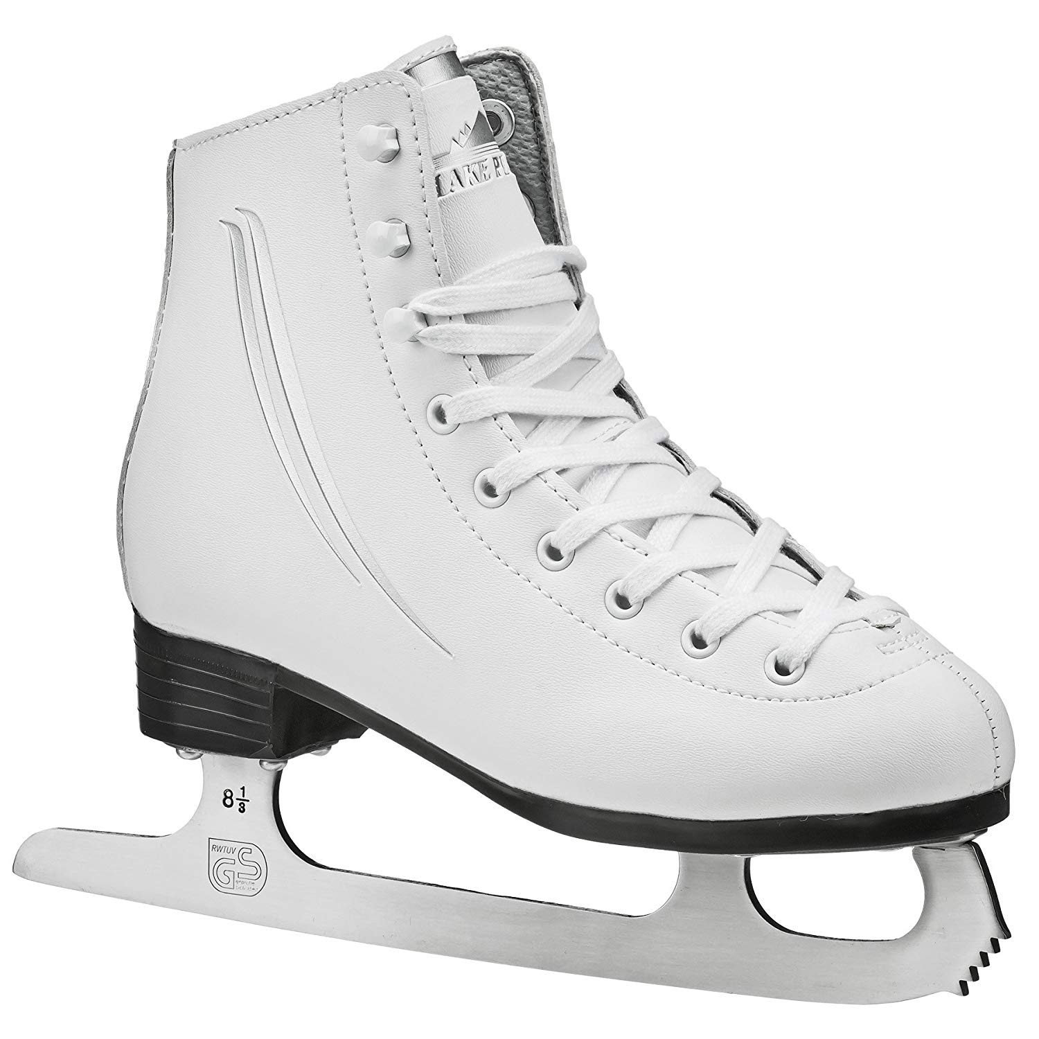 Traveller Location : Lake Placid Cascade Girls Figure Ice Skate : Sports & Outdoors