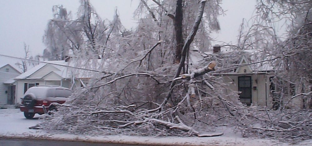 15 Years Ago – The 2003 Ice Storm Paralyzes Lexington