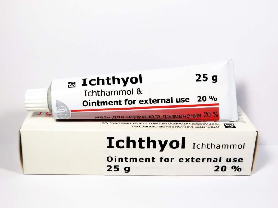 ichthyolka a prostatitis)