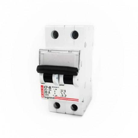Interruptor de control de potencia ICP-M Legrand 2P 30A 230/400V