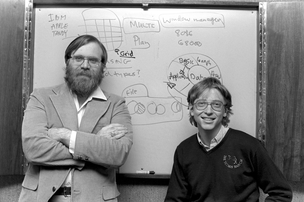 Paul Allen: Microsoft and Me