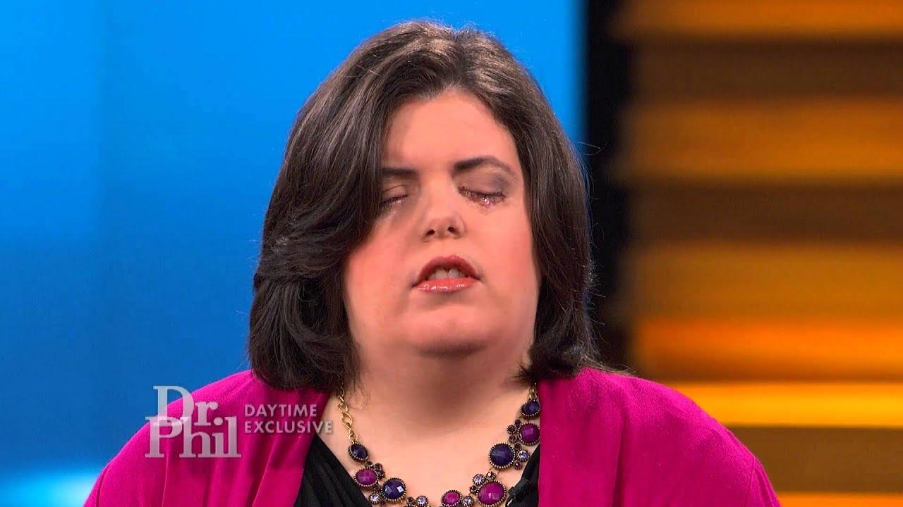 Woman Identifies As Blind Is Blind