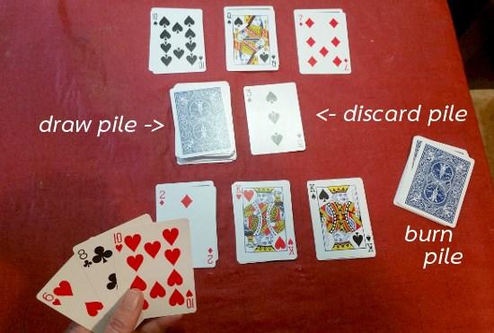 idiot card