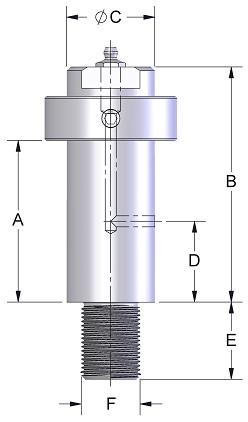 idler shaft