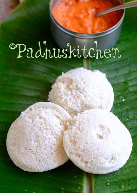 Pacharisi Idly-Raw Rice Idly