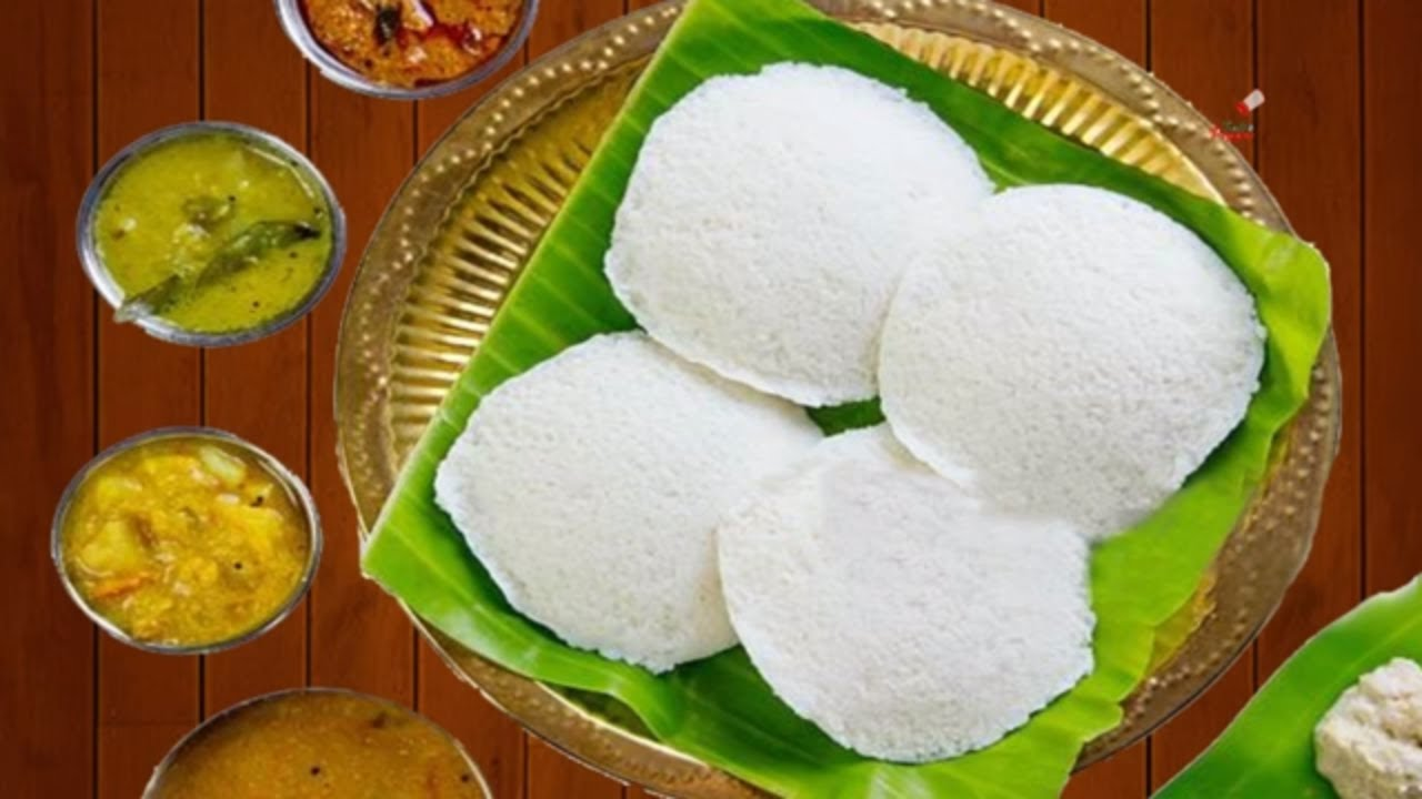 RICE IDLY SOUTH INDIAN BREAKFAST CHENNAI STYLE   HOW TO COOK SOFT AND  FLUFFY IDLY AT HOME    