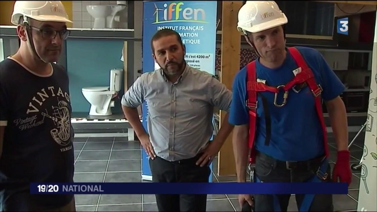 IFFEN - Reportage France 3 sur IFFEN