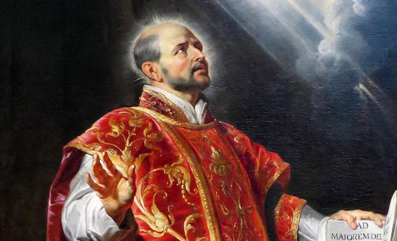 St. Ignatius of Loyola | Peter Paul Rubens
