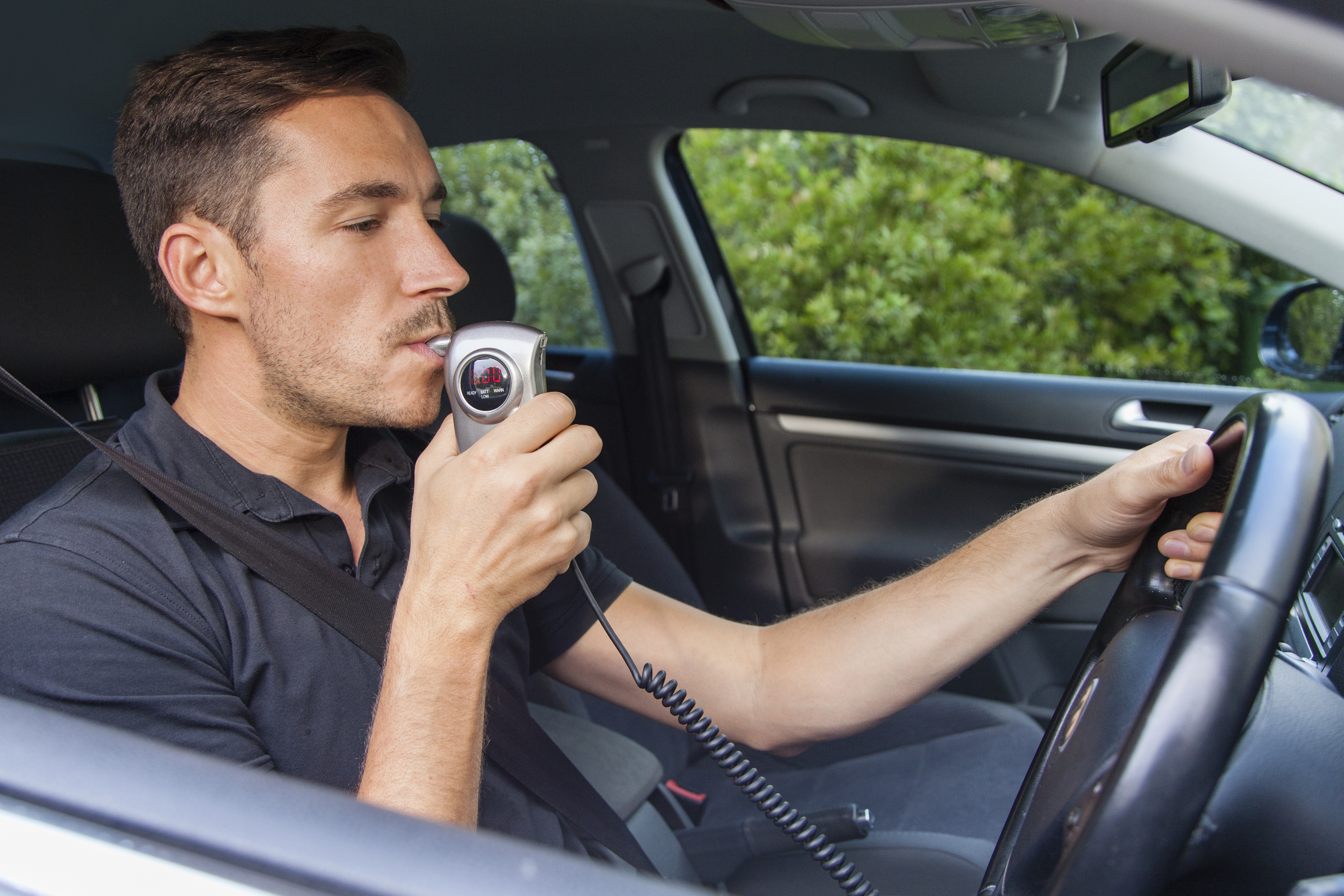 You may need an ignition interlock.