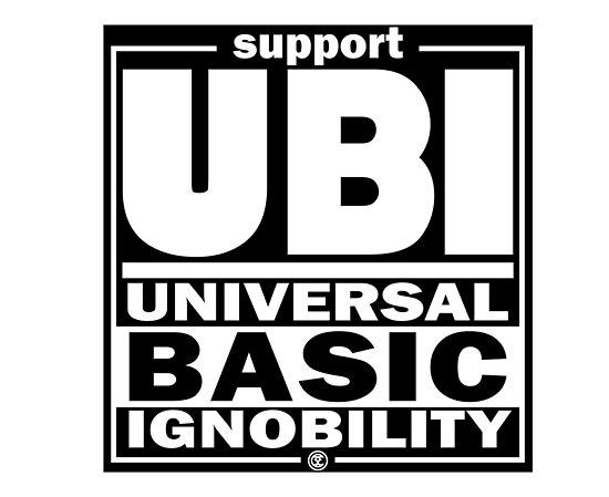 Ignobility | UBI White by agnumasalis
