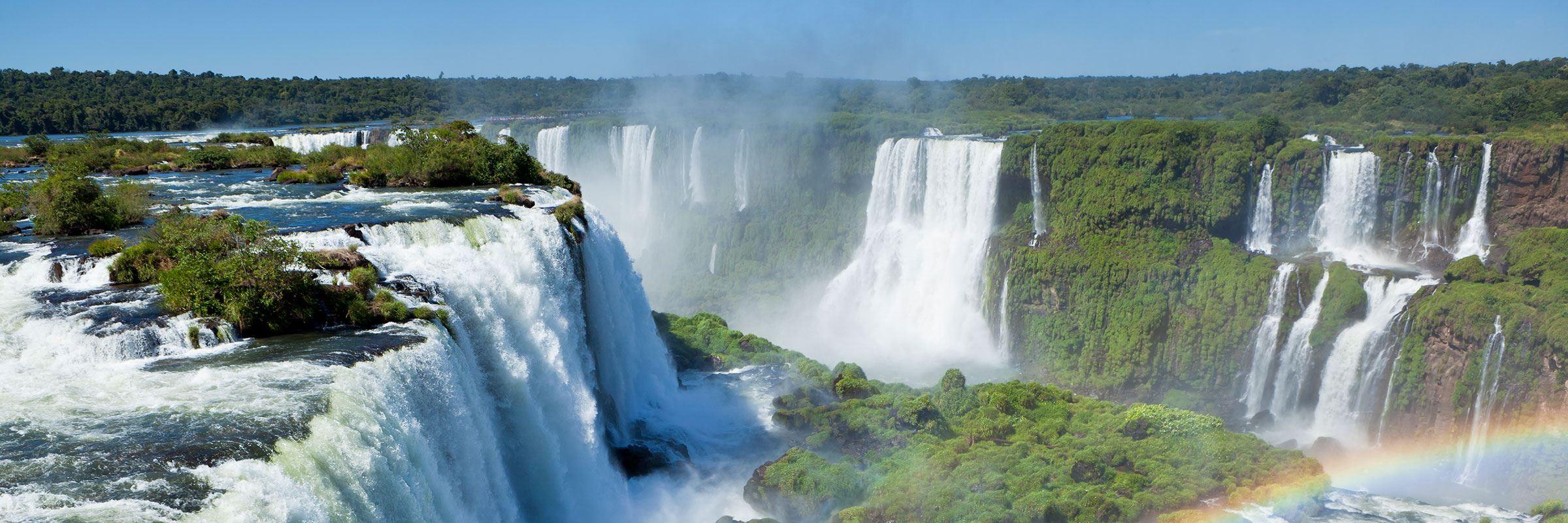 Visit Iguazú Falls, Argentina