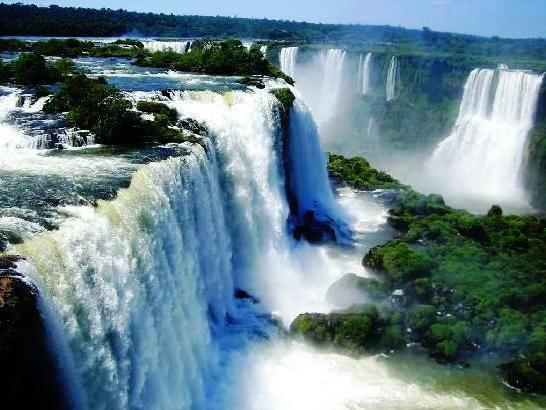 Iguazu, Iguacu, Brazil