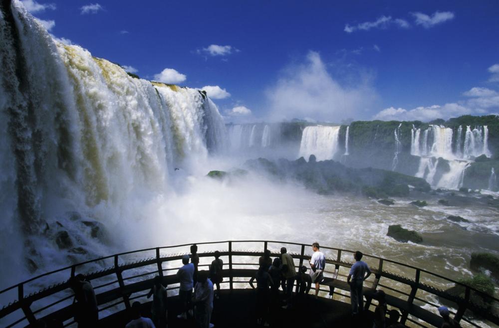 ©W. Bibikow/PhotononstopFoz do Iguaçu