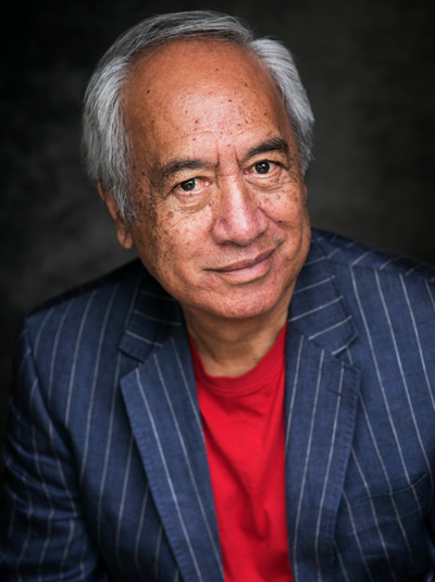 Witi Ihimaera. Photo/Andi Crown