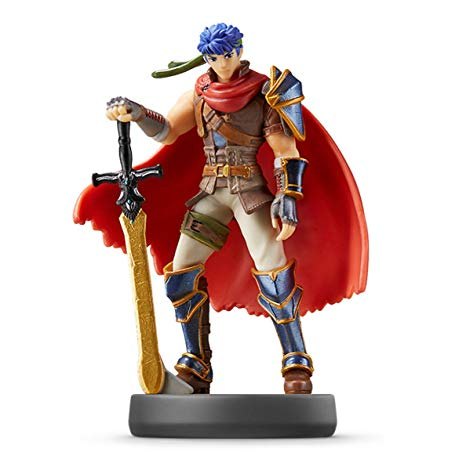 Traveller Location: Ike amiibo - Japan Import (Super Smash Bros Series): Video Games