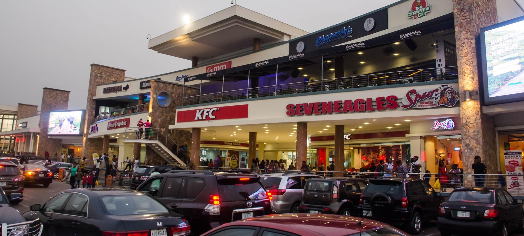 Ikeja City Mall - Ikeja Neighbourhood Guide