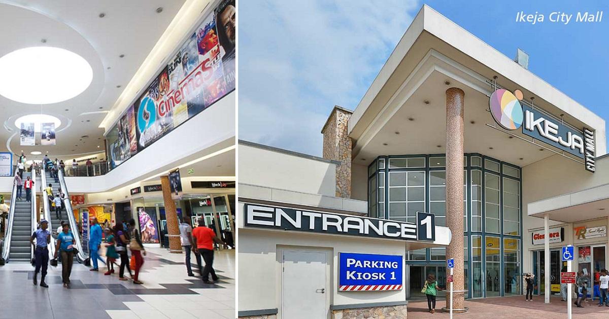 Ikeja Neighbourhood Guide - Ikeja City Mall photo 1