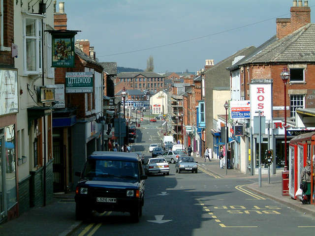 Ilkeston aka Ilson (The S**t Heap of Derbyshire)