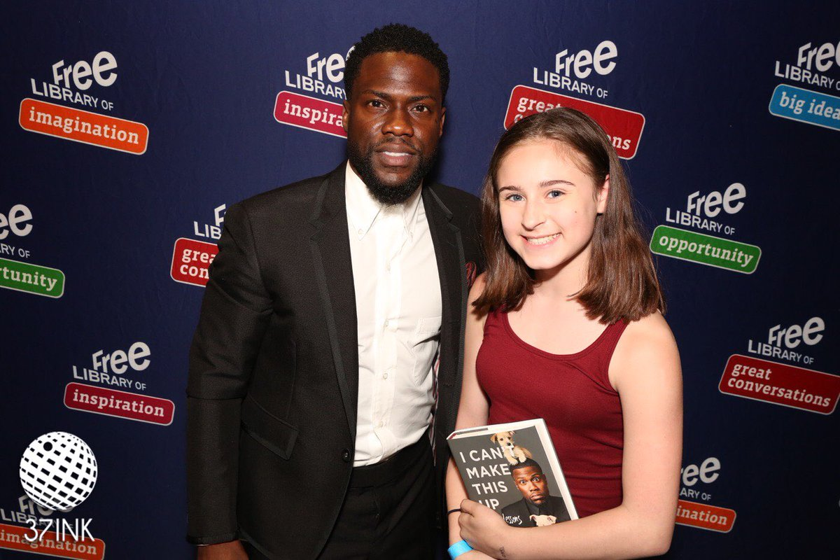 Ilks and Kevin Hart