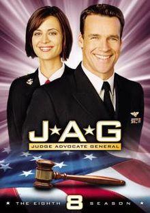 JAG (season 8)