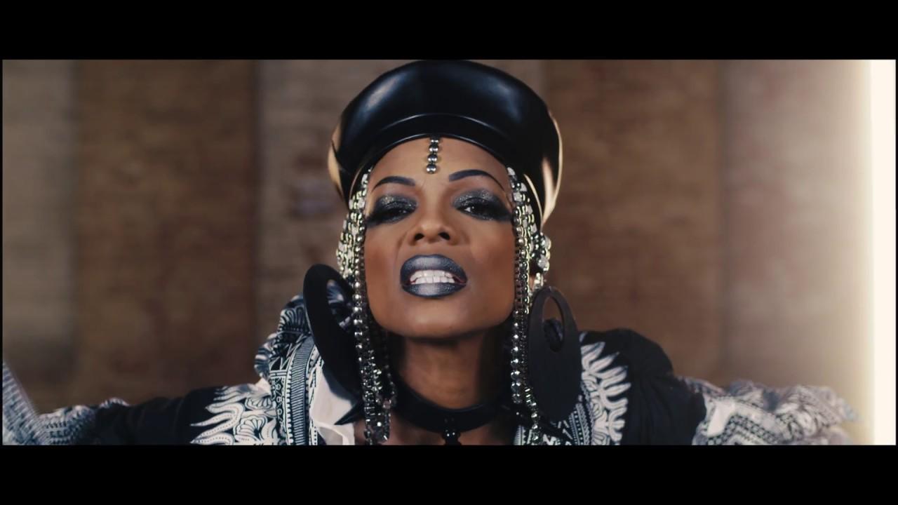 SHARAYA J - SAY LESS (Official Music Video)