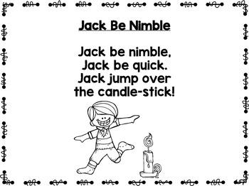 jack, be nimble