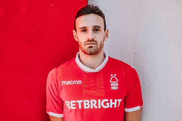 Left-back Jack Robinson has arrived from QPR (Image: NFFC)