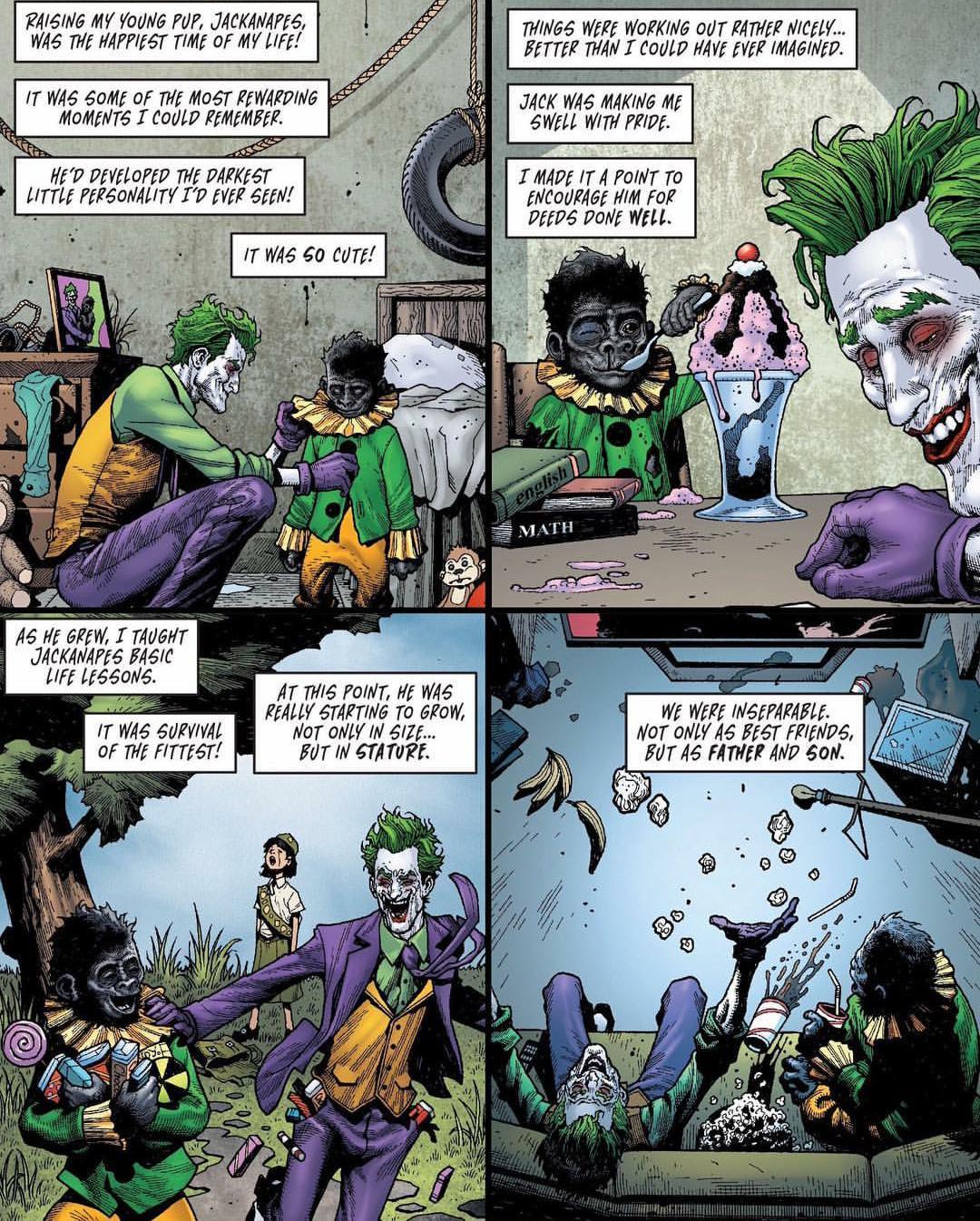 Joker and Jackanapes
