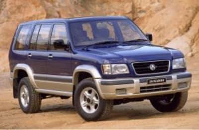 2004 Holden Jackaroo