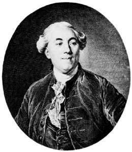 Jacques Necker, portrait by Augustin de Saint-Aubin, after a painting by  Joseph