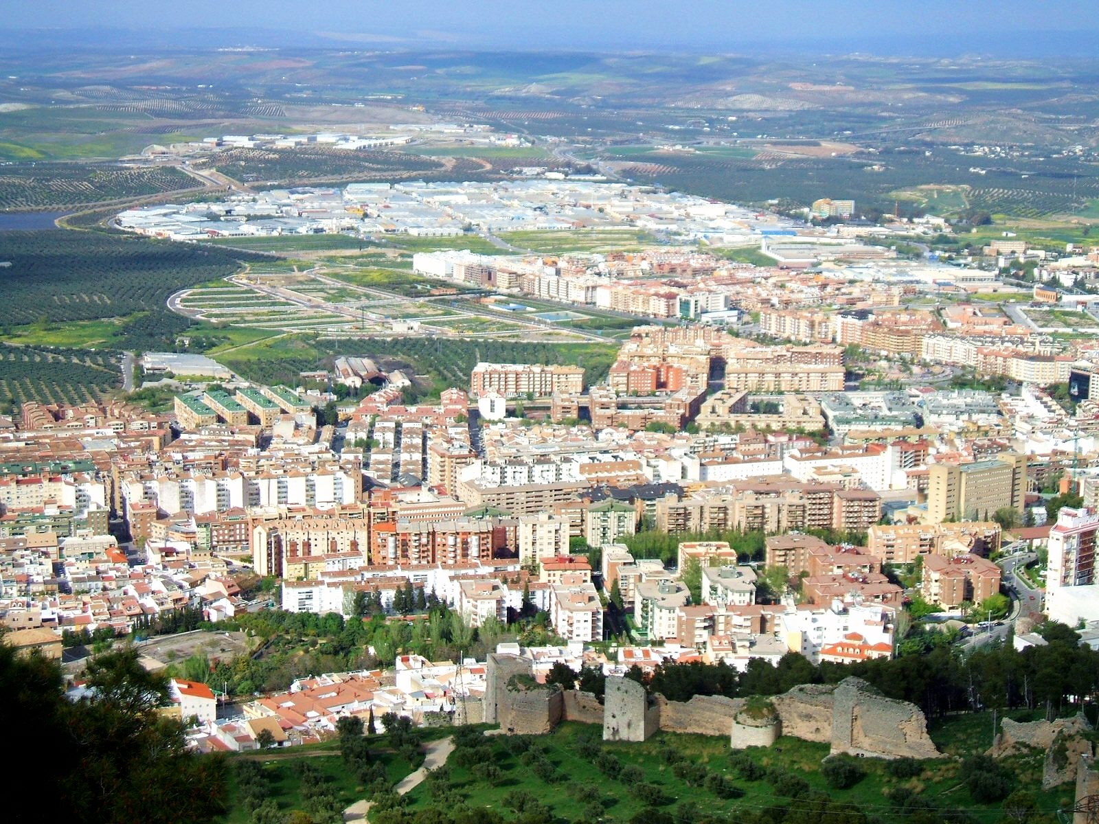 Archivo:Jaén - Castillo y Parador 07.jpg