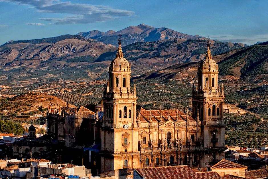 Jaén es el lugar