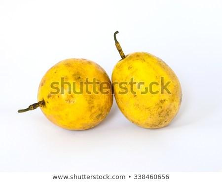 Jamaica honey-suckle, Passion fruit, Yellow granadilla. (Passiflora  laurifolia L.