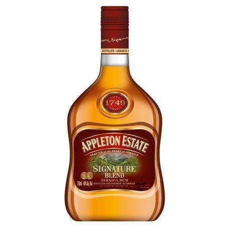 Appleton Estate Signature Blend Jamaica Rum (750 ml)