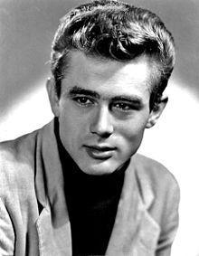 Dean in 1953