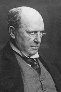Henry James, 1905.