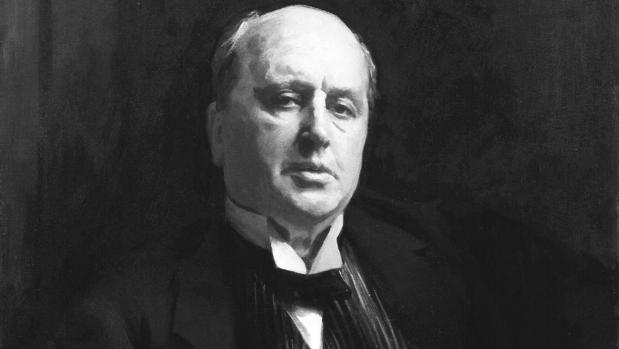 Cultura Henry James, retratado por John Singer Sargent