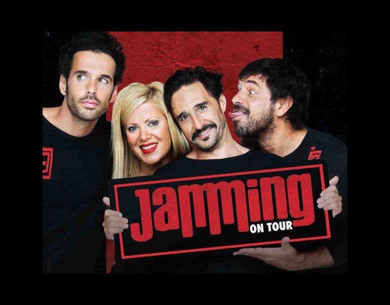 Jamming On Tour