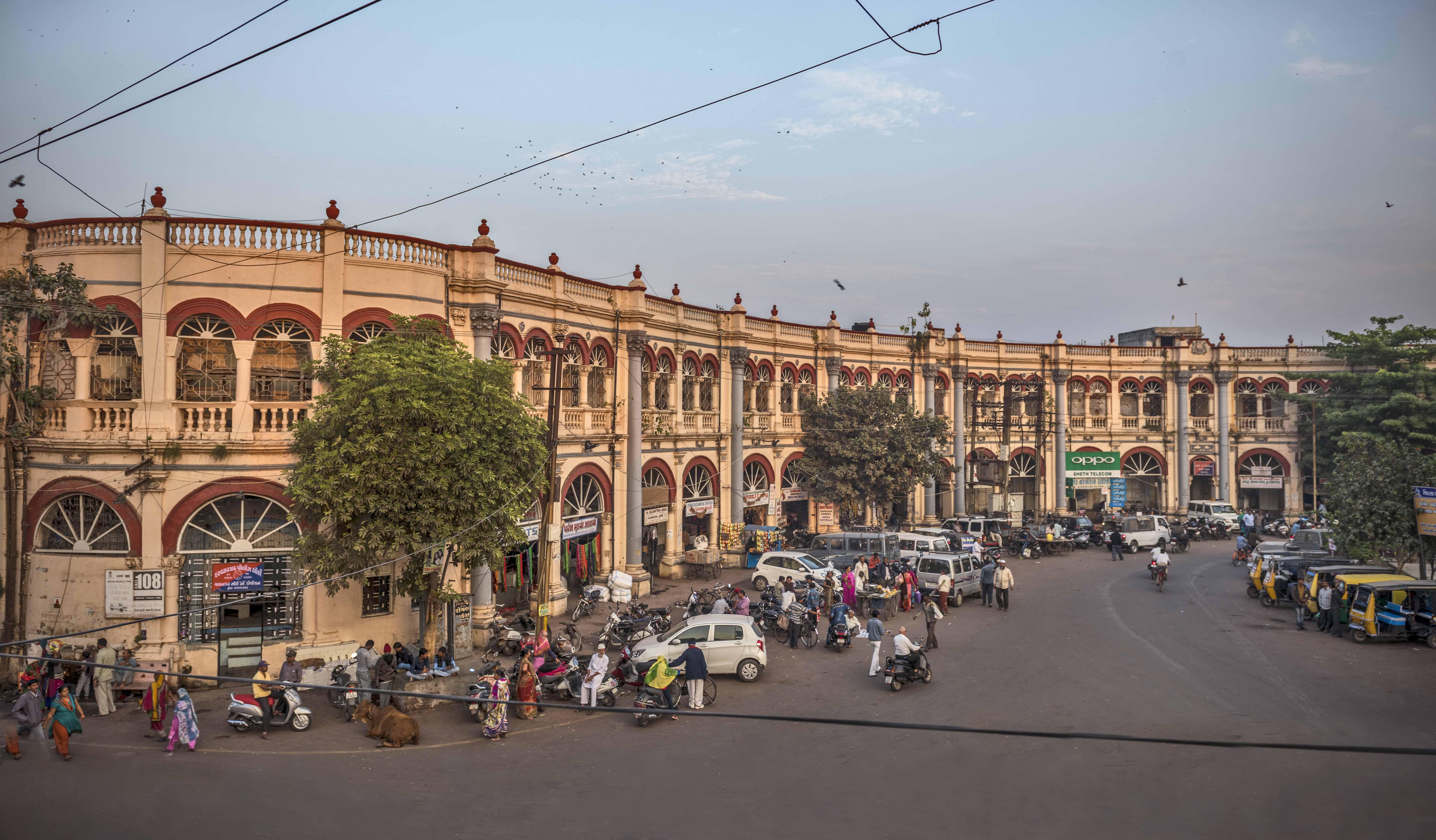 Jamnagar, Jam Rava Jadeja, Princely State, Nawanagar, Tourism Hubs,  Gujarat, India