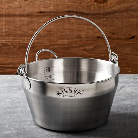Kilner Stainless-Steel Jam Pan