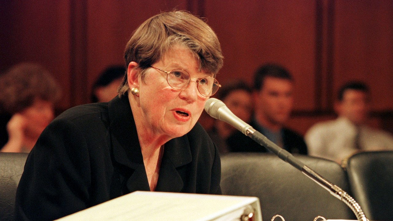 Janet Reno 10 Facts About the First Female Attorney General
