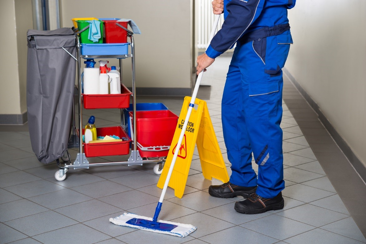 Janitorial Supplies to Your Business