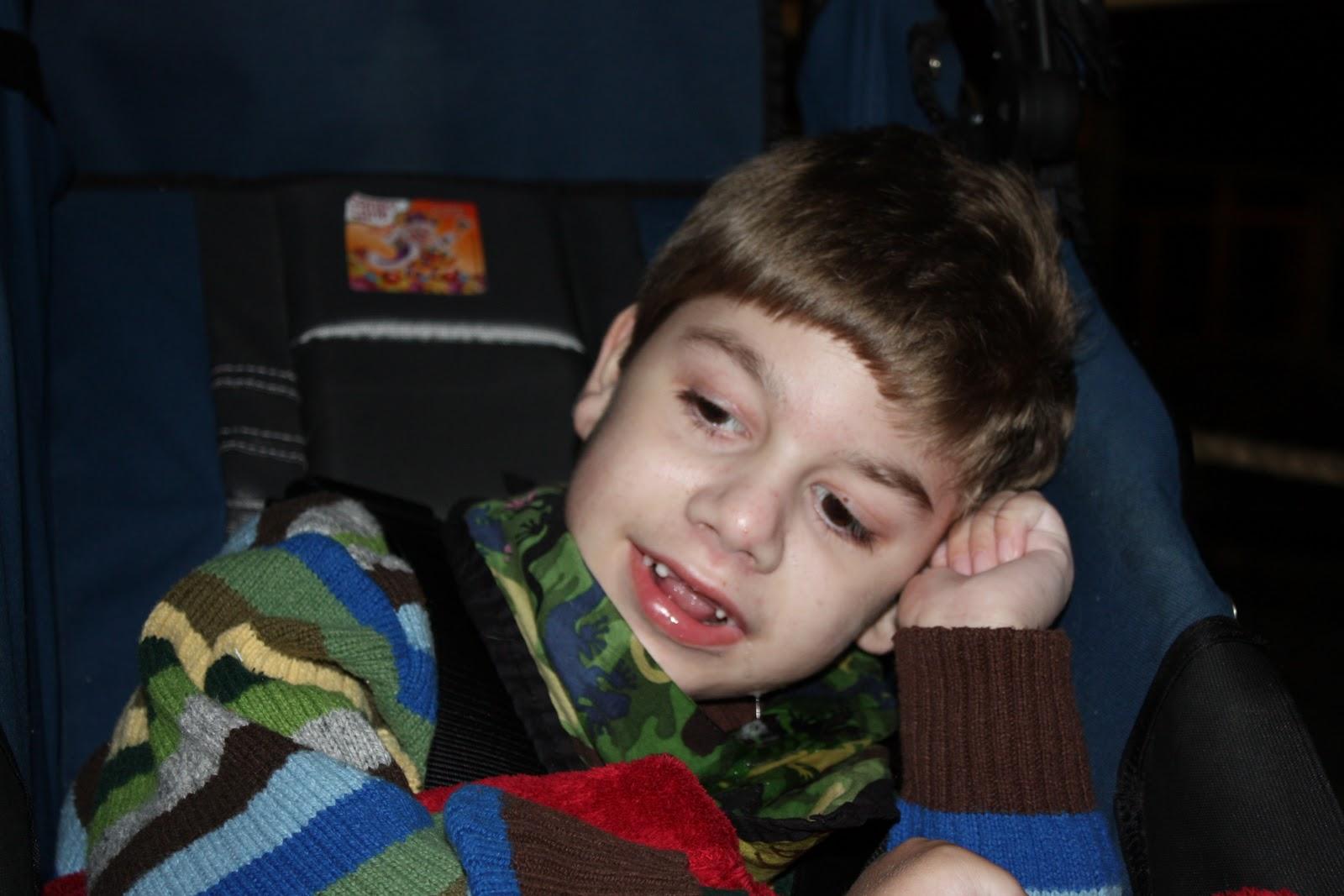 Jake is our sweet 7-year-old boy who is suffering from a neurodegenerative  disease called late infantile Neuronal Ceroid Lipofuscinosis, or Batten  Disease.