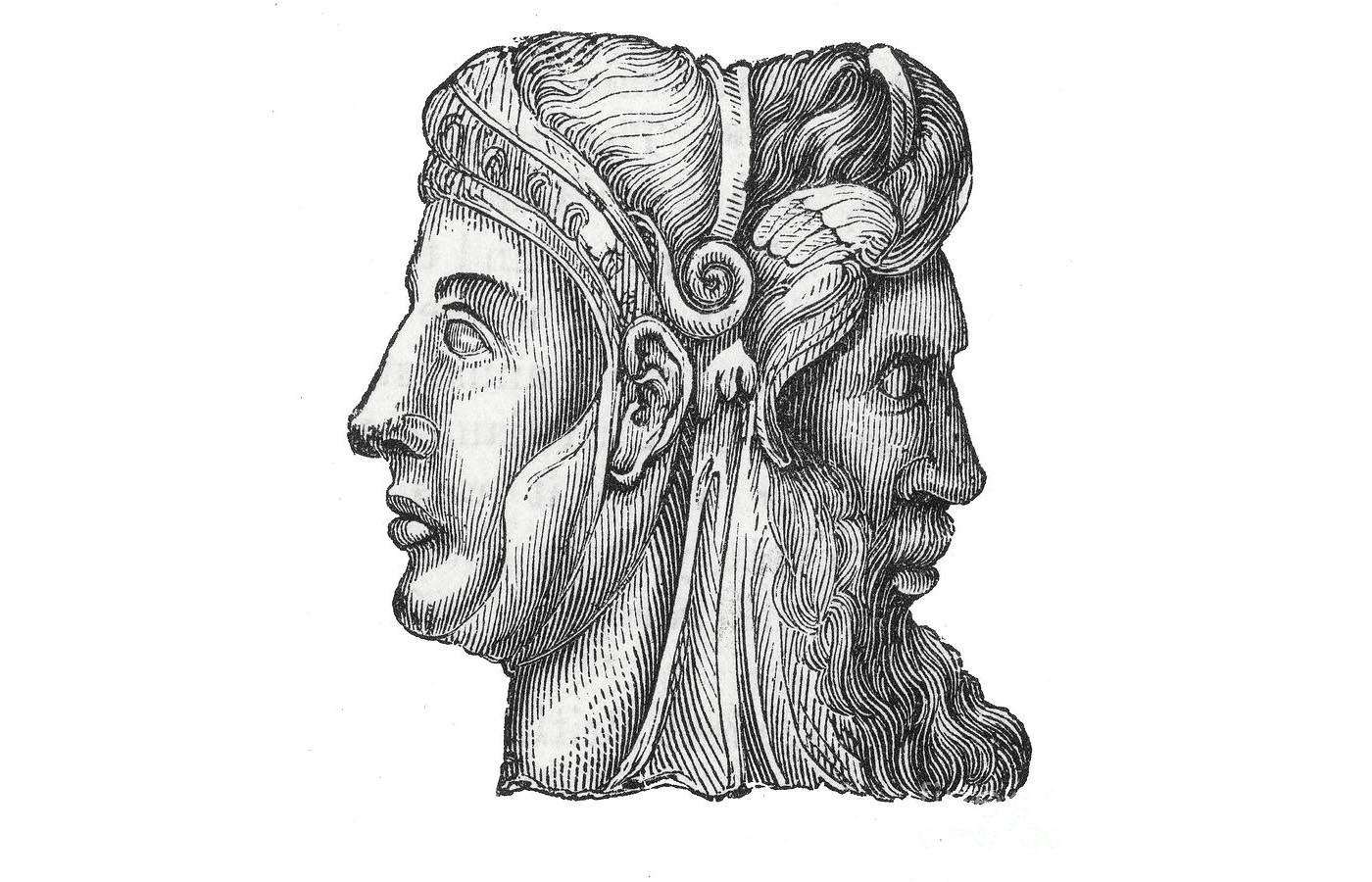 Janus the god of transitions