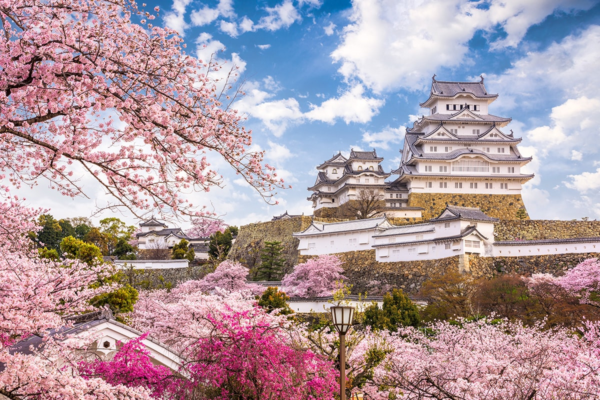 9 day Japan Golden Route and Hiroshima tour with Qantas flights